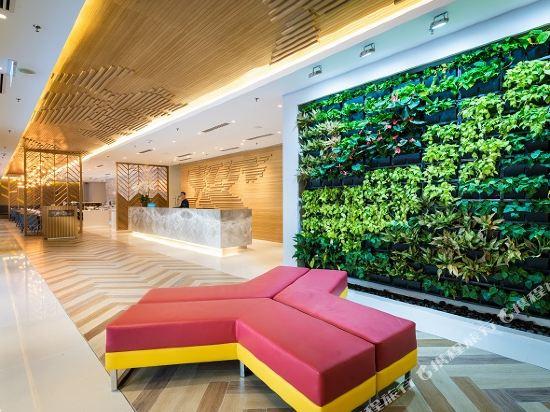 吉隆坡東姑阿都拉曼南希爾頓花園酒店(Hilton Garden Inn Kuala Lumpur Jalan Tuanku Abdul Rahman South)公共區域