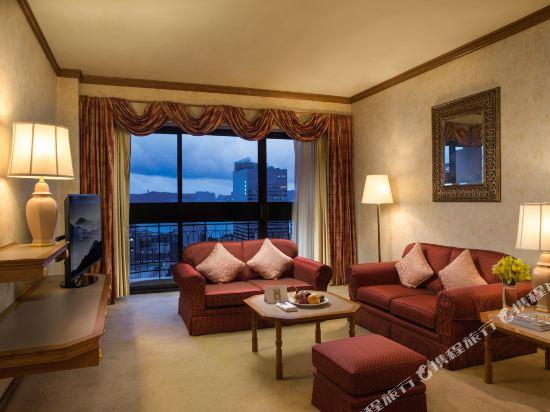澳門金麗華酒店(Grand Lapa Hotel Macau)兩卧室套房