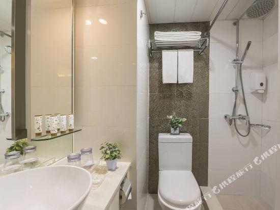 香港西九龍絲麗酒店(Silka West Kowloon Hotel)標準房
