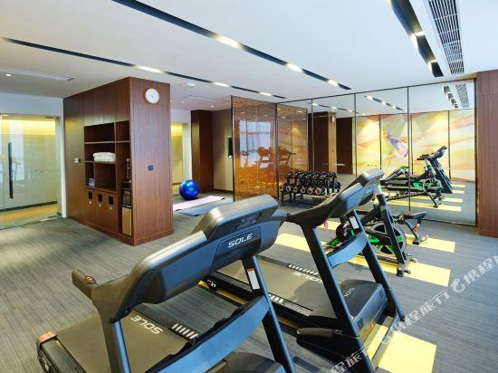 深圳阪田希爾頓歡朋酒店(Hampton by Hilton Shenzhen Bantian)健身房