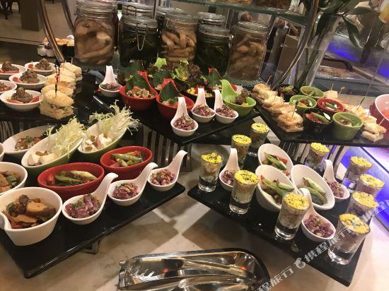 東莞曼佧特國際大酒店(Malachite Hotel)西餐廳