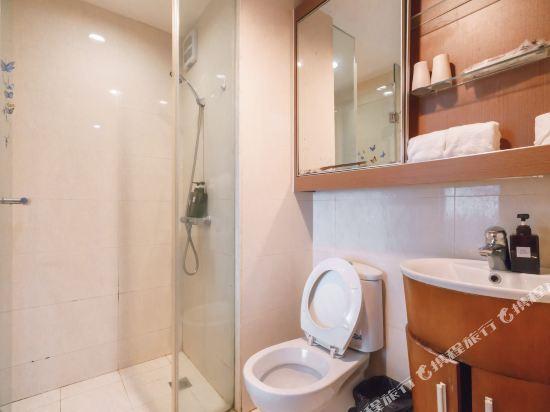 珠海世紀城酒店式公寓(Shijicheng Apartment Hotel)温馨雙床房