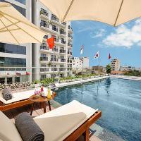 峴港格蘭德海景Spa酒店酒店預訂