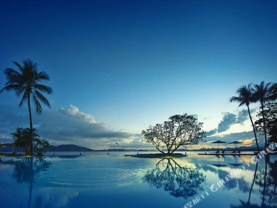 哥打京那巴魯香格里拉丹絨亞路酒店(Shangri-La's Tanjung Aru Resort & Spa Kota Kinabalu)周邊圖片