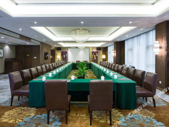 珠海棕泉水療酒店(Palm Spring Hotel)會議室