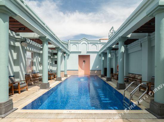 香港逸東酒店(Eaton HK)室外游泳池