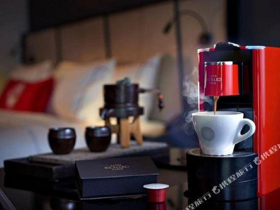 吉隆坡紅酒店(Red by Sirocco Kuala Lumpur)天后高級雙床房