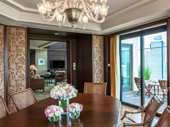 曼谷半島酒店(The Peninsula Bangkok)複式套房