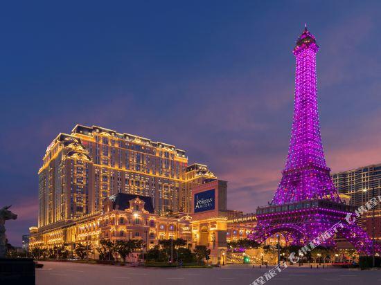 澳門巴黎人酒店(The Parisian Macao)外觀