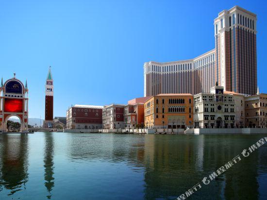 澳門威尼斯人-度假村-酒店(The Venetian Macao Resort Hotel)外觀