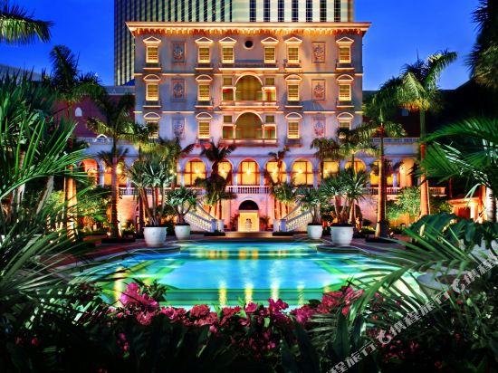 澳門威尼斯人-度假村-酒店(The Venetian Macao Resort Hotel)室外游泳池