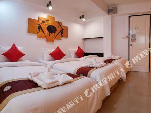 考山藝術酒店(Khaosan Art Hotel)
