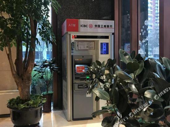 北京中樂六星酒店(Zhongle Six Star Hotel)自動取款機