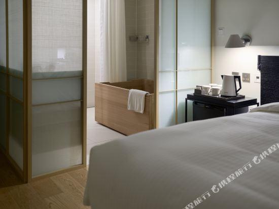 首爾明洞喜普樂吉酒店(Sotetsu Hotels The SPLAISIR Seoul Myeongdong)豪華扁柏三人房