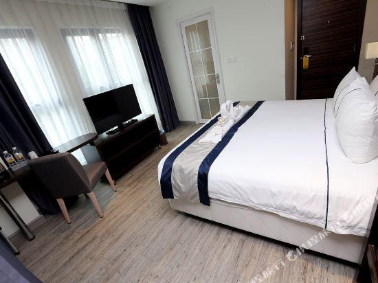 吉隆坡城市便捷唐人街酒店(City Comfort Hotel (China Town) Kuala Lumpur)豪華特大床房