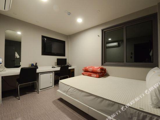 釜山站特級旅館(Top Motel Busan)標準大床房