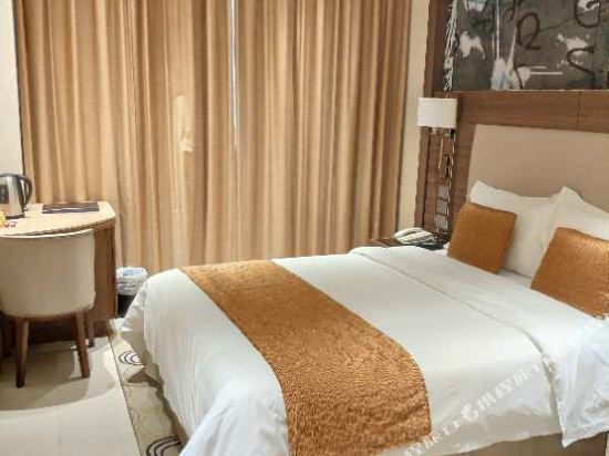 澳門回力酒店(Jai Alai Hotel)高級大床房