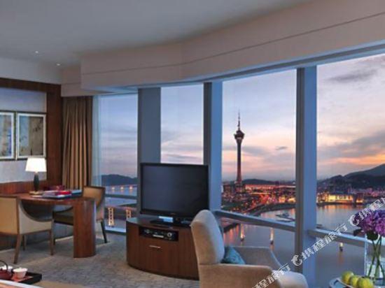 澳門文華東方酒店(Mandarin Oriental Macau)文華尊貴景觀客房