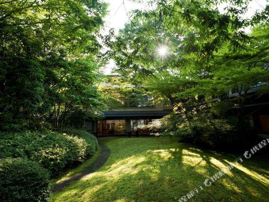 京都嵐山Ranzan酒店(Kyoto Arashiyama Ranzan Hotel)眺望遠景