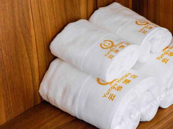 佛山雲谷酒店式公寓雲境高級大床房