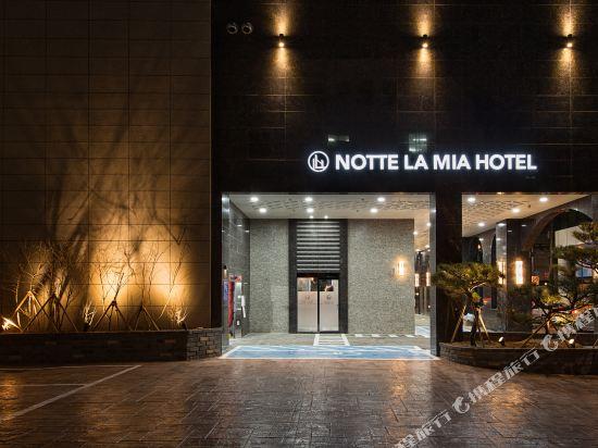 諾克拉米亞酒店(Notte La Mia)外觀