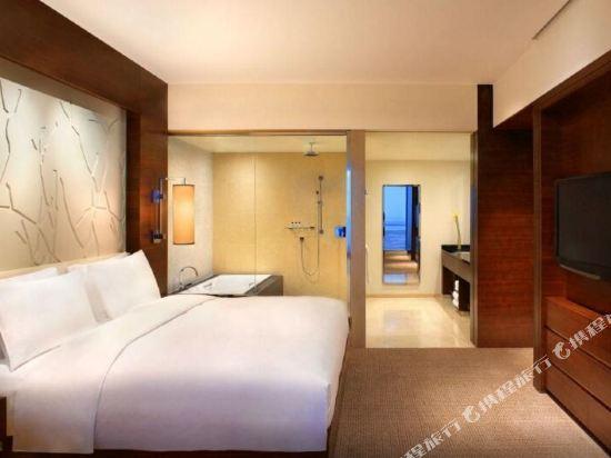 澳門君悅酒店(Grand Hyatt Macau)君悅套房(大床)-帶加床