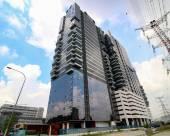 吉隆坡620尊貴三塔OYO公寓
