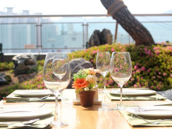 釜山阿爾班酒店(Arban Hotel Busan)餐廳