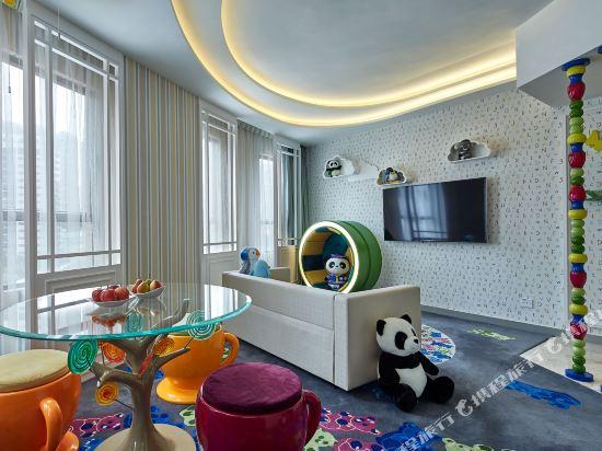 香港灣仔帝盛酒店(Dorsett Wanchai)海洋公園家庭套房