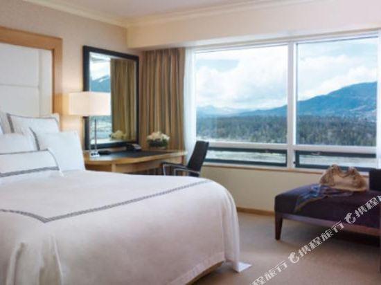 温哥華泛太平洋酒店(Pan Pacific Vancouver)海港景太平洋俱樂部房
