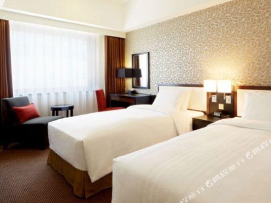 福岡皇家花園酒店(The Royal Park Hotel Fukuoka)女士專用層雙床間