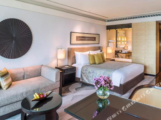曼谷暹羅凱賓斯基酒店(Siam Kempinski Hotel Bangkok)豪華房