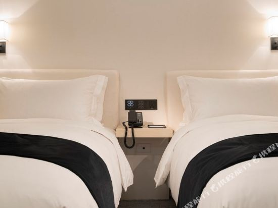 二十輪旅店(台北大安館)(Swiio Hotel Da An)雙床房