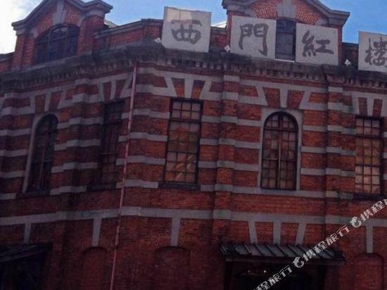 台北西門町意舍(Amba Taipei Ximending)周邊圖片