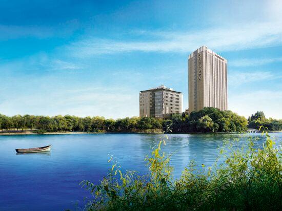 上海中谷小南國花園酒店(WH Ming Hotel)外觀