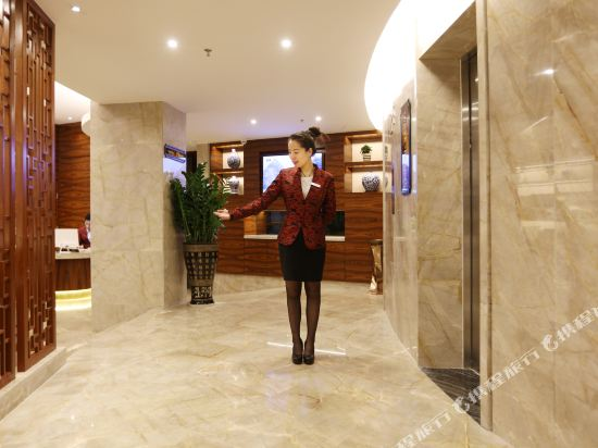 熹時代loft精品酒店(深圳北站店)(Xi Times Loft Boutique Hotel (Shenzhen North Railway Station))公共區域