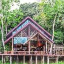 山打根婆羅洲自然Sukau Bilit度假村(Borneo Natural Sukau Bilit Resort Sandakan)