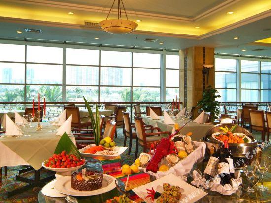 東莞石龍名冠金凱悅酒店(Gladden Hotel (Shilong Town))餐廳