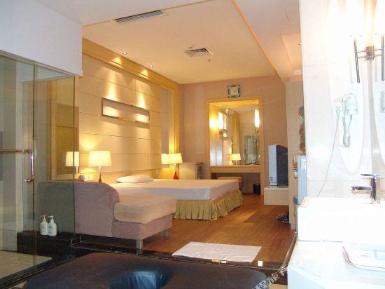 東莞石龍名冠金凱悅酒店(Gladden Hotel (Shilong Town))SPA