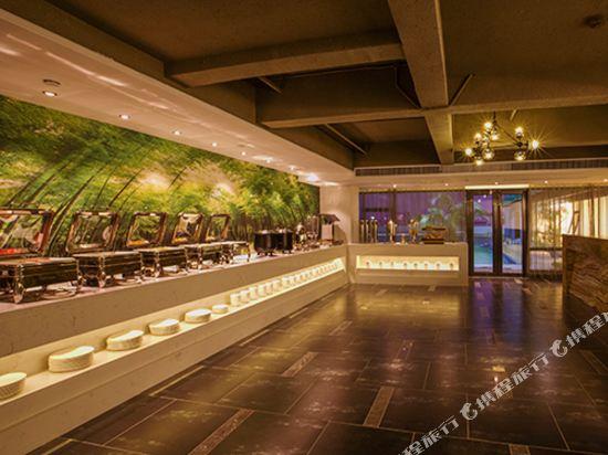 桔子水晶酒店(廣州白雲機場店)(原花都店)(Crystal Orange Hotel (Guangzhou Baiyun Airport))餐廳