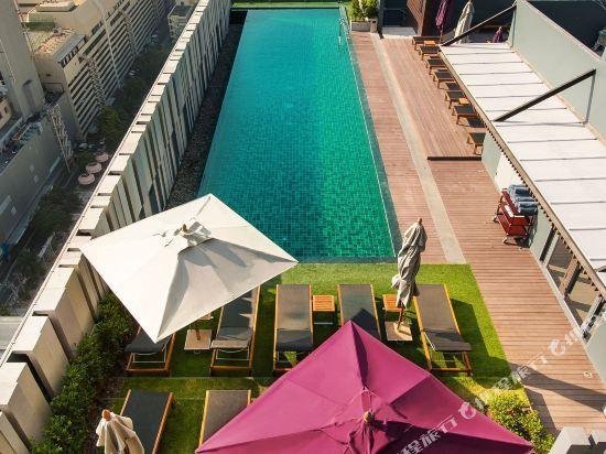 宜必思曼谷暹羅酒店(Ibis Bangkok Siam)眺望遠景