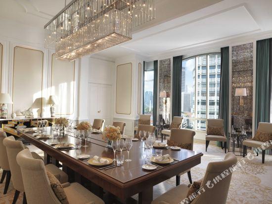 新加坡洲際酒店(InterContinental Singapore)總統套房