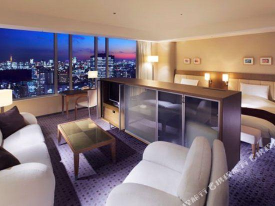 東京巨蛋酒店(Tokyo Dome Hotel)宮殿景Excellency套房A