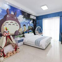 哈森主題公寓(廣州長隆石壁地鐵站店)酒店預訂