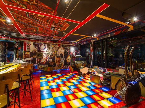 芭堤雅暹羅設計酒店(Siam@Siam Design Hotel Pattaya)酒吧