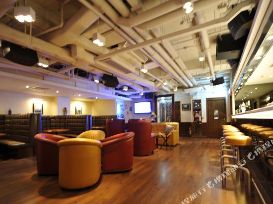 香港朗逸酒店(Largos Hotel)行政酒廊