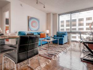 澤西市大都會環球豪華套房公寓(Global Luxury Suites at Metropolitan Jersey)