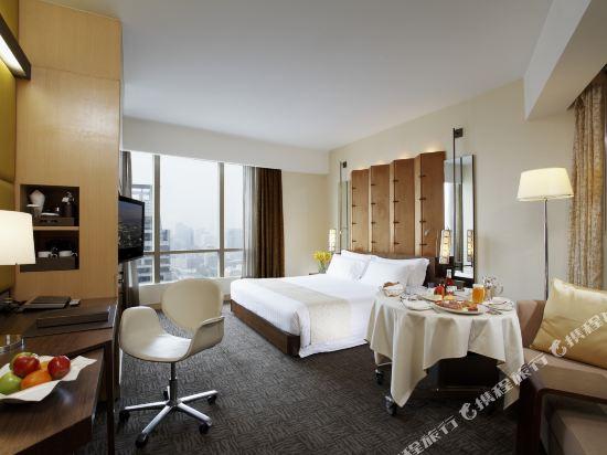 曼谷盛泰瀾中央世界商業中心酒店(Centara Grand at Centralworld)World Club Deluxe