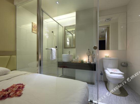 高雄壹品棧酒店(YPJ Hotel)精緻雙床房