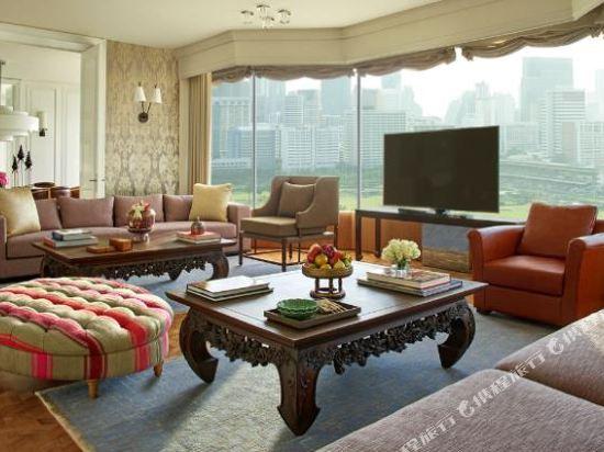 曼谷愛侶灣君悅酒店(Grand Hyatt Erawan Bangkok)愛侶灣套房